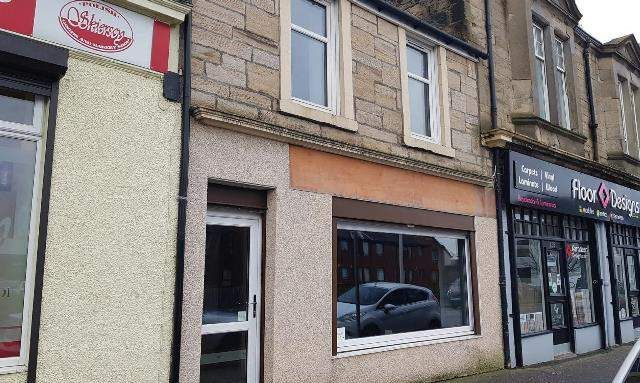 Thumbnail Retail premises to let in Grahams Road, Falkirk