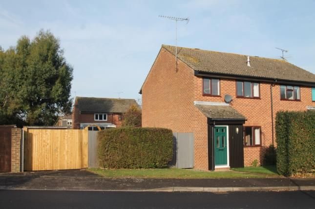 Thumbnail Semi-detached house for sale in Springfield Close, Lavant, West Sussex