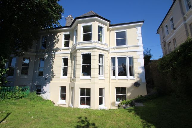 Thumbnail Semi-detached house for sale in Wilderness Road, Mutley, Plymouth