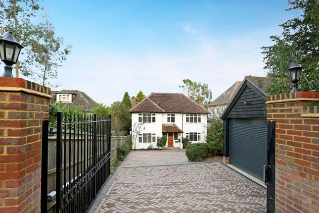 Thumbnail Detached house to rent in North Park, Gerrards Cross