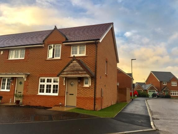 3 bed end terrace house for sale in Nairn Road, Lancaster, Lancashire