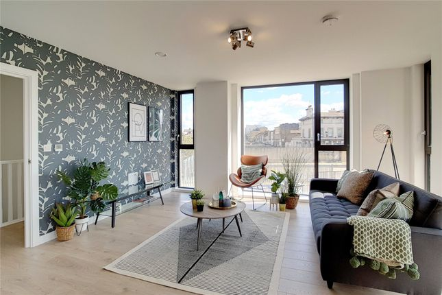 Thumbnail Flat for sale in New Garden Quarter, Penny Brookes Street, London