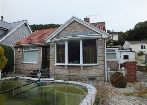 Thumbnail Detached bungalow for sale in Lakeside, Cwmtillery, Abertillery