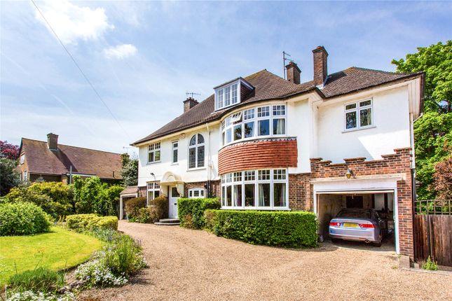 Thumbnail Detached house for sale in Grange Road, Bushey, Hertfordshire