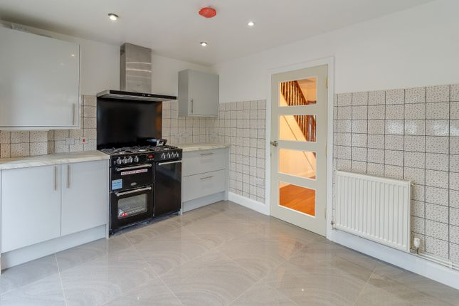 Thumbnail Semi-detached house to rent in Charter Road, Norbiton, Kingston Upon Thames