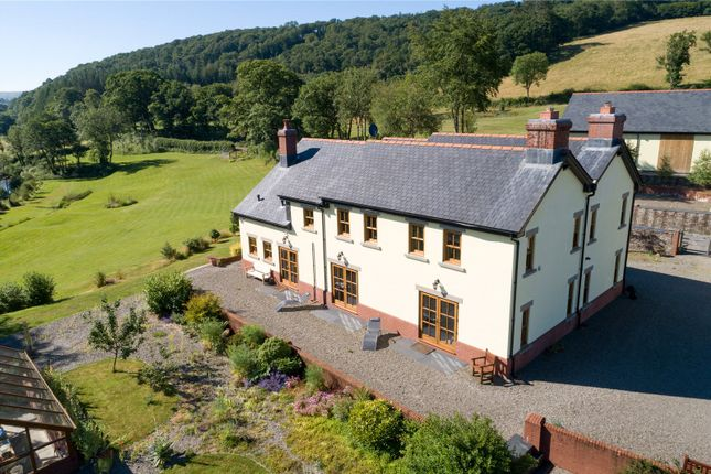Thumbnail Detached house for sale in Pumsaint, Nr Lampeter, Carmarthenshire