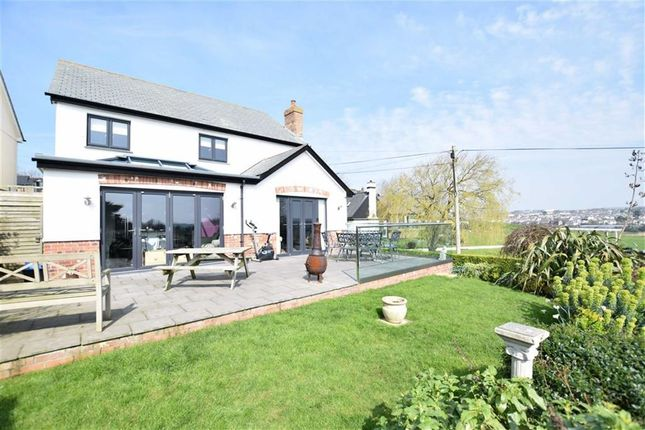 Thumbnail Detached house for sale in Lynstone, Bude, Bude