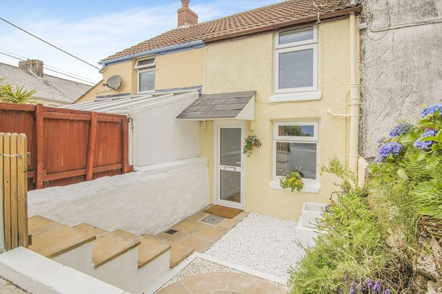 Thumbnail Terraced house for sale in Wheal Bull, Foxhole, St. Austell
