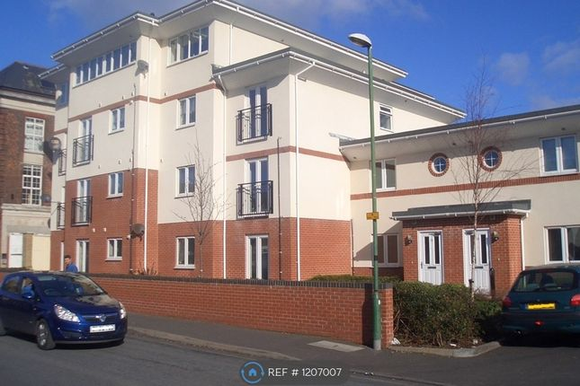 Thumbnail Flat to rent in Cleveland Road, Bournemouth