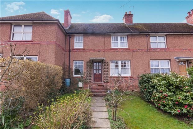 2 bed terraced house for sale in Pear Tree Lane, Bexhill-On-Sea, East Sussex