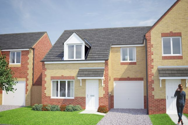 Thumbnail Semi-detached house for sale in The Fergus, Fabian Road, Eston, Cleveland