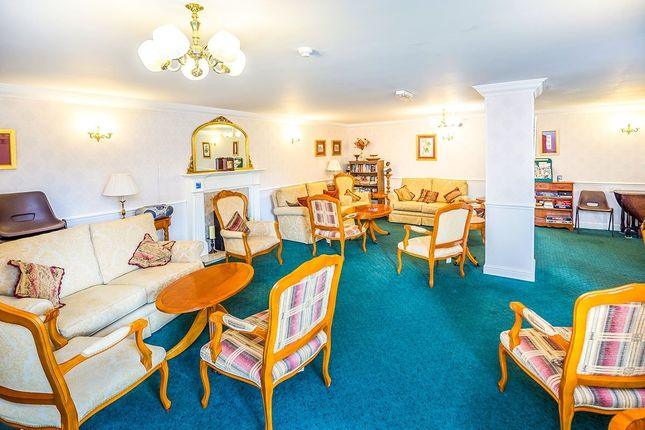 Communal Lounge of Abraham Court, Lutton Close, Oswestry, Shropshire SY11