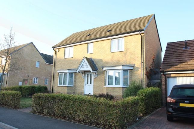 Thumbnail Detached house for sale in Eleanor Close, Dartford