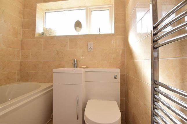 Bathroom of Cadnam Close, Strood, Rochester, Kent ME2