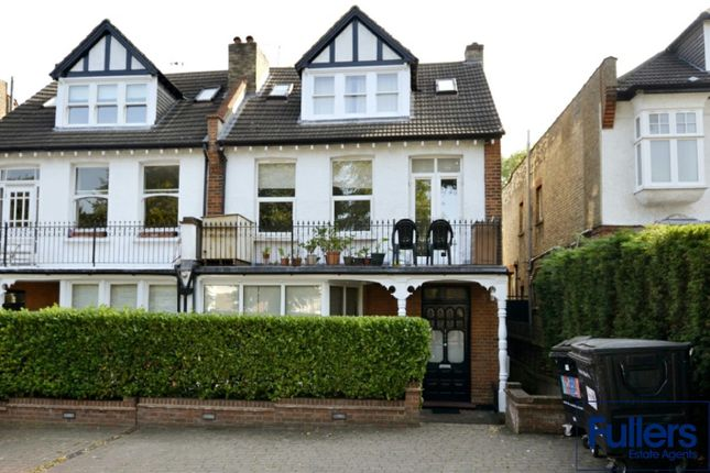 Flat for sale in Eversley Park Road, London