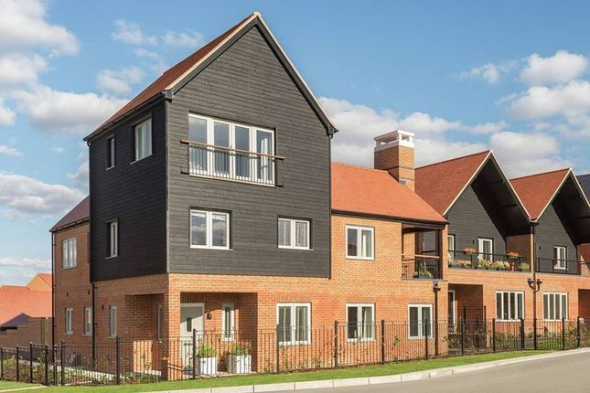 """Thumbnail Detached house for sale in """"The Arthur"""" at Andover Road North, Winchester"""