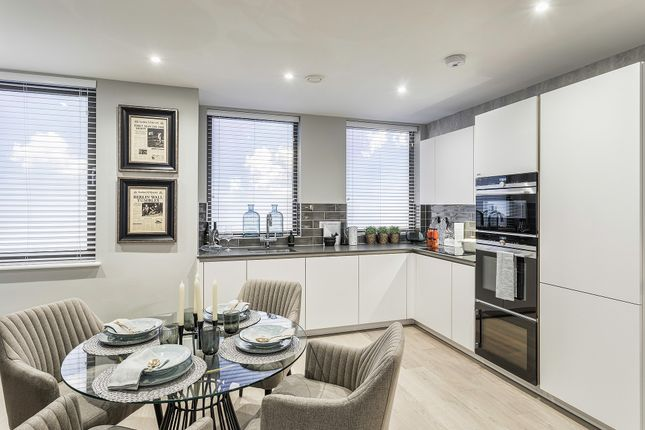2 bed flat for sale in Nobel Street, City Of London EC2V