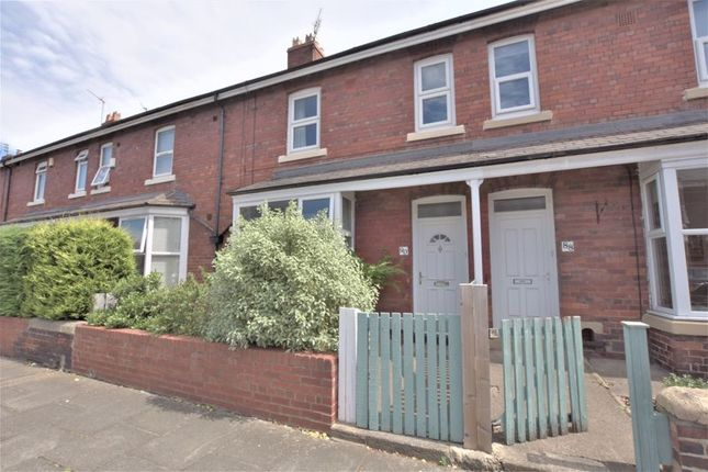 Thumbnail Terraced house for sale in Spencer Street, Heaton, Newcastle Upon Tyne