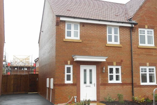 3 bed semi-detached house to rent in Canterbury Drive, Littleover, Derbyshire