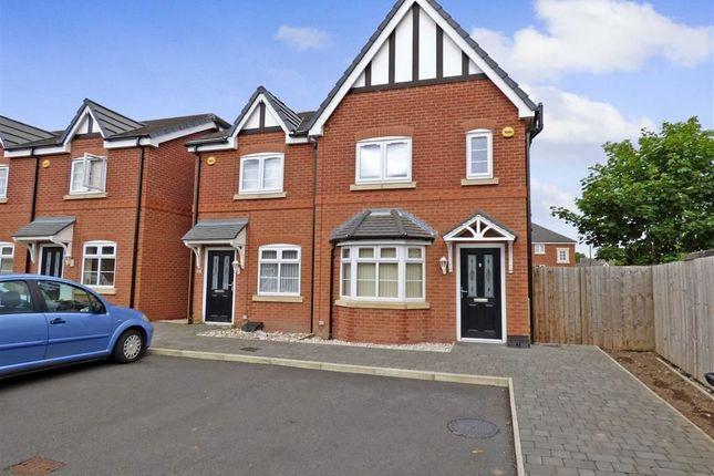 Thumbnail Semi-detached house for sale in Pimlott Drive, Winsford, Cheshire