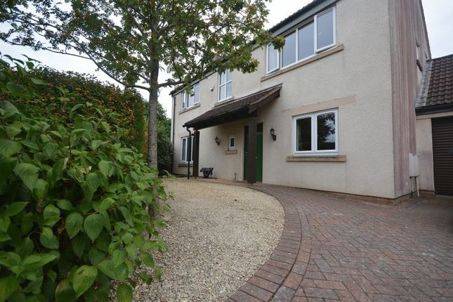 Thumbnail Detached house to rent in Cappards Road, Bishop Sutton, Bristol