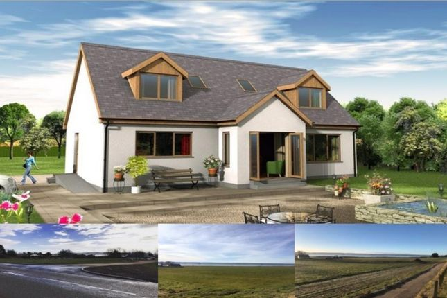 Thumbnail Semi-detached house for sale in Plot Two, Cromarty View, Barbaraville