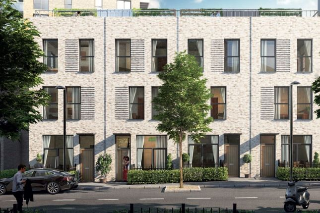 Thumbnail Terraced house for sale in Cedarwood Townhouses, The Timberyard