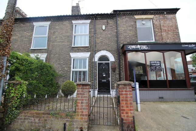 3 bed terraced house for sale in Sprowston Road, Norwich