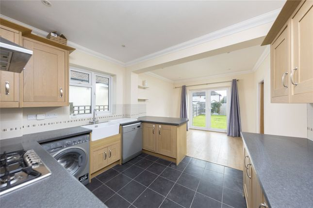 Thumbnail Semi-detached bungalow for sale in Nalla Gardens, Chelmsford, Essex