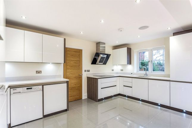 Thumbnail Semi-detached house for sale in 26B Wayside Avenue, Bushey, Hertfordshire
