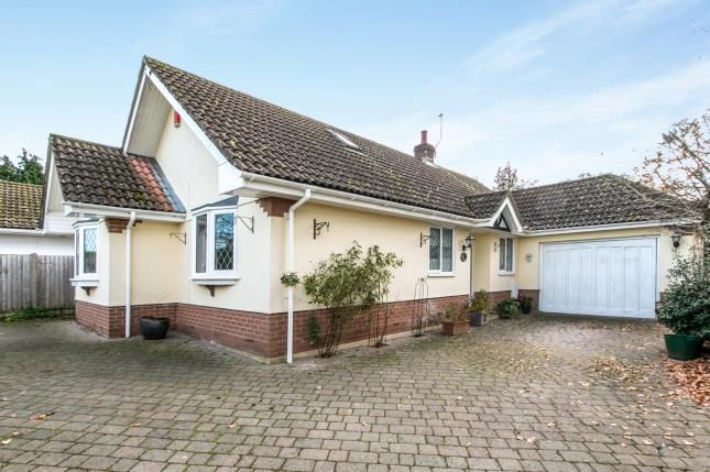 Thumbnail Bungalow for sale in Bearwood, Bournemouth, Dorset