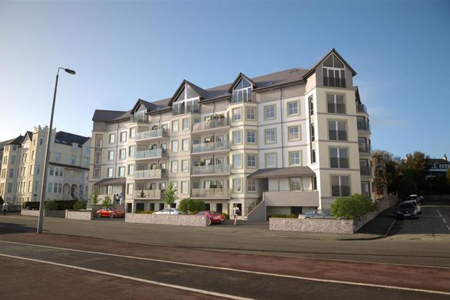 Thumbnail Flat for sale in West Promenade, Rhos-On-Sea