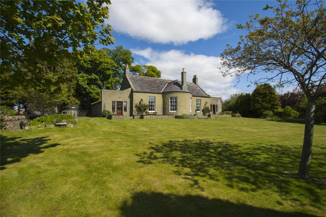 Thumbnail Detached house for sale in Inchgarth House, By Forfar, Angus
