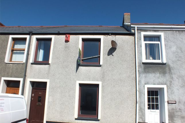 Terraced house for sale in Charles Street, Neyland, Milford Haven