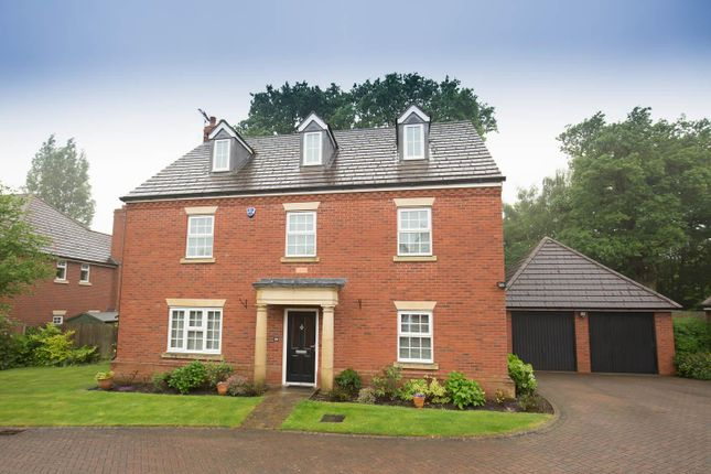 Thumbnail Detached house for sale in Grange Road, Solihull