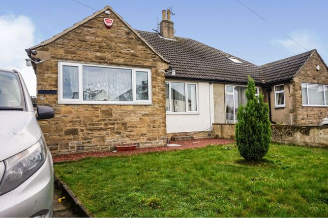 Thumbnail Semi-detached bungalow for sale in Thorne Close, Pudsey