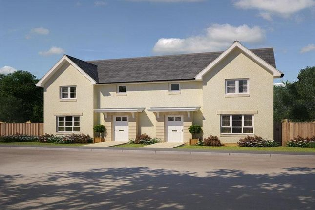 "Thumbnail Semi-detached house for sale in ""Craigend"" at Mugiemoss Road, Bucksburn, Aberdeen"