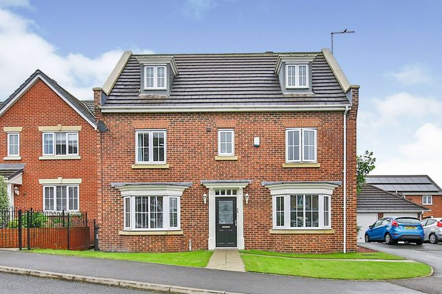 Thumbnail Detached house for sale in Beckwith Close, Spennymoor, Durham