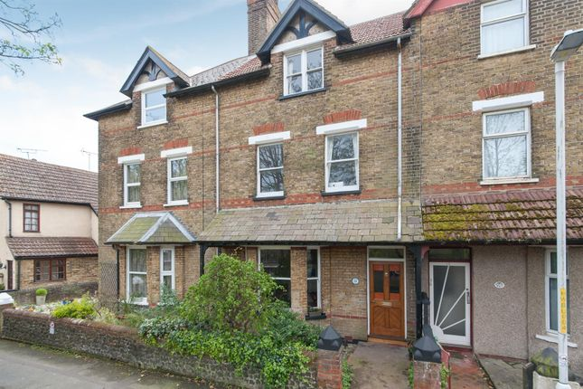 Thumbnail Town house for sale in Westbury Road, Westgate-On-Sea