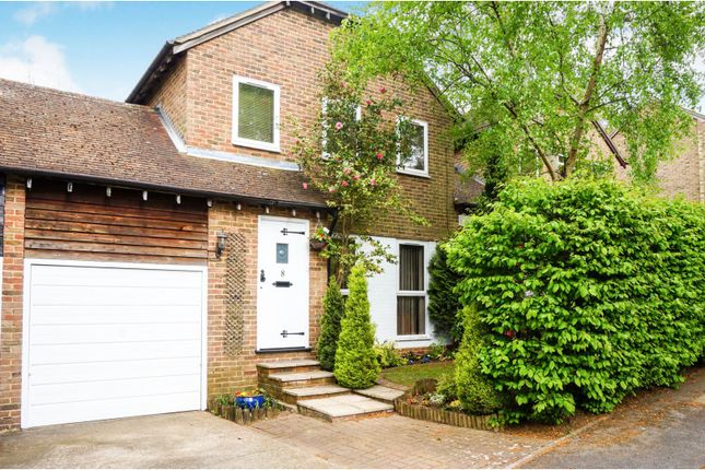 Thumbnail Link-detached house for sale in Sadlers Close, Chatham
