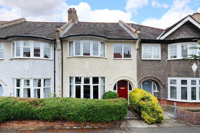 4 bed terraced house for sale in Lavengro Road, London