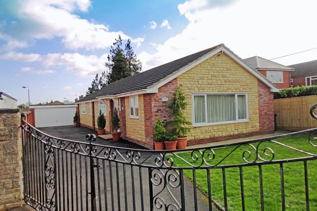 Thumbnail Detached bungalow for sale in High Street, Durrington, Salisbury
