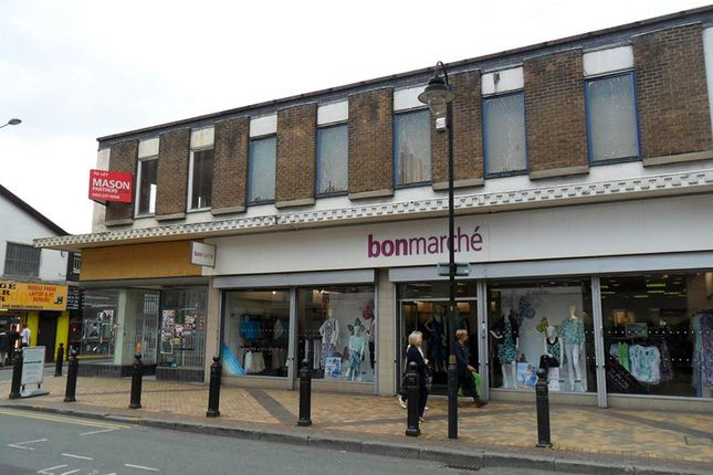 Thumbnail Retail premises to let in 60-62, Princes Street And Woodman Street, Stockport
