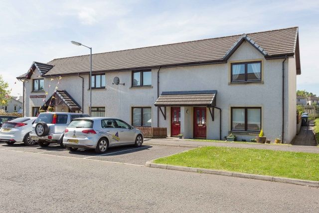 Thumbnail Terraced house for sale in St. Mungo's Lea, West Linton, Borders