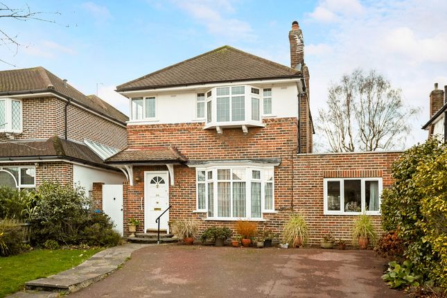 Detached house for sale in Robin Hood Lane, London