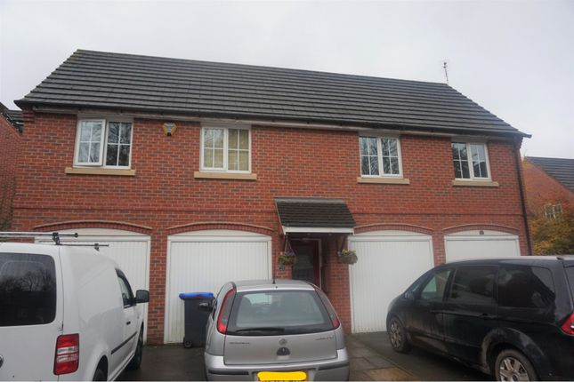 Thumbnail Flat for sale in Millbrook Gardens, Blythe Bridge, Stoke-On-Trent