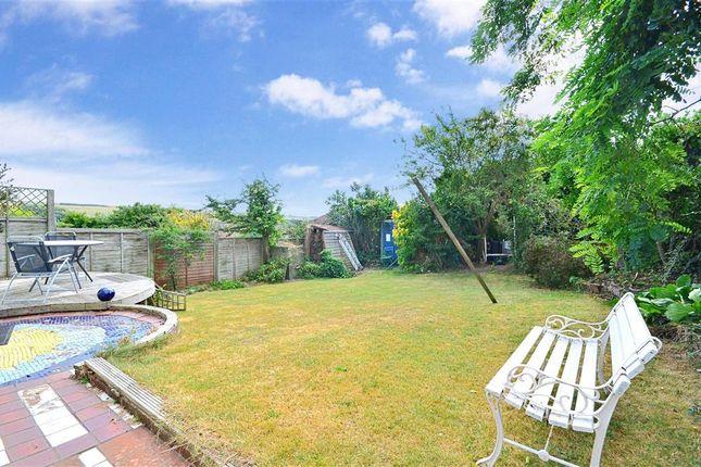 Thumbnail Semi-detached house for sale in Bevendean Avenue, Saltdean, East Sussex