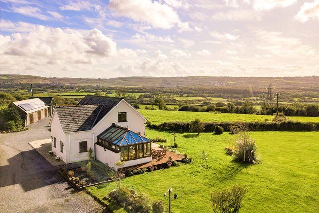 Thumbnail Detached house for sale in Wildfield Cottage, Cae Gwyllt, Kidwelly, Sir Gaerfyrddin