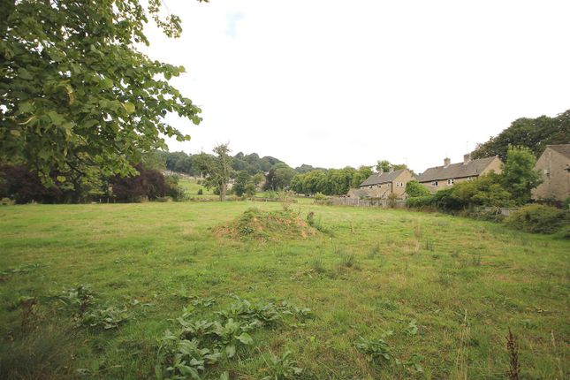 Thumbnail Land for sale in Moor Road, Ashover, Chesterfield