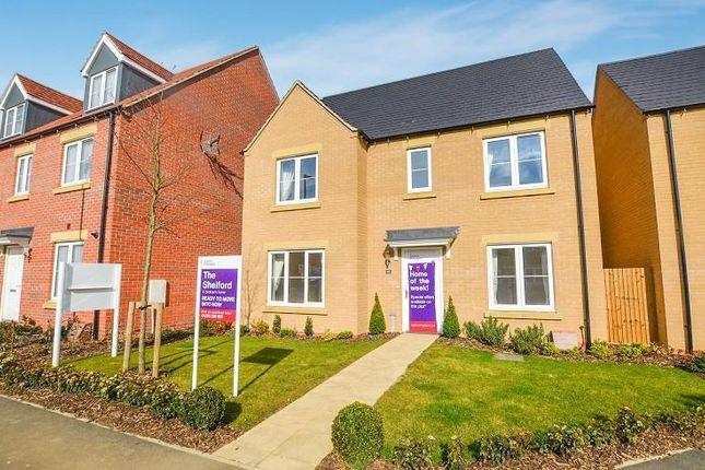 Thumbnail Detached house for sale in Plot 828, Longford Park, Banbury